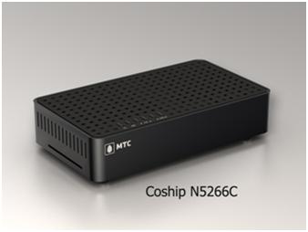 SD-приставка Coship N5266C
