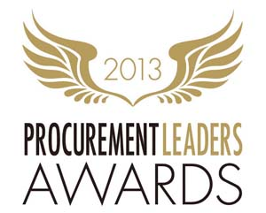 Procurement Leaders Awards 2013